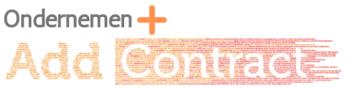 Ondernemen met AddContract